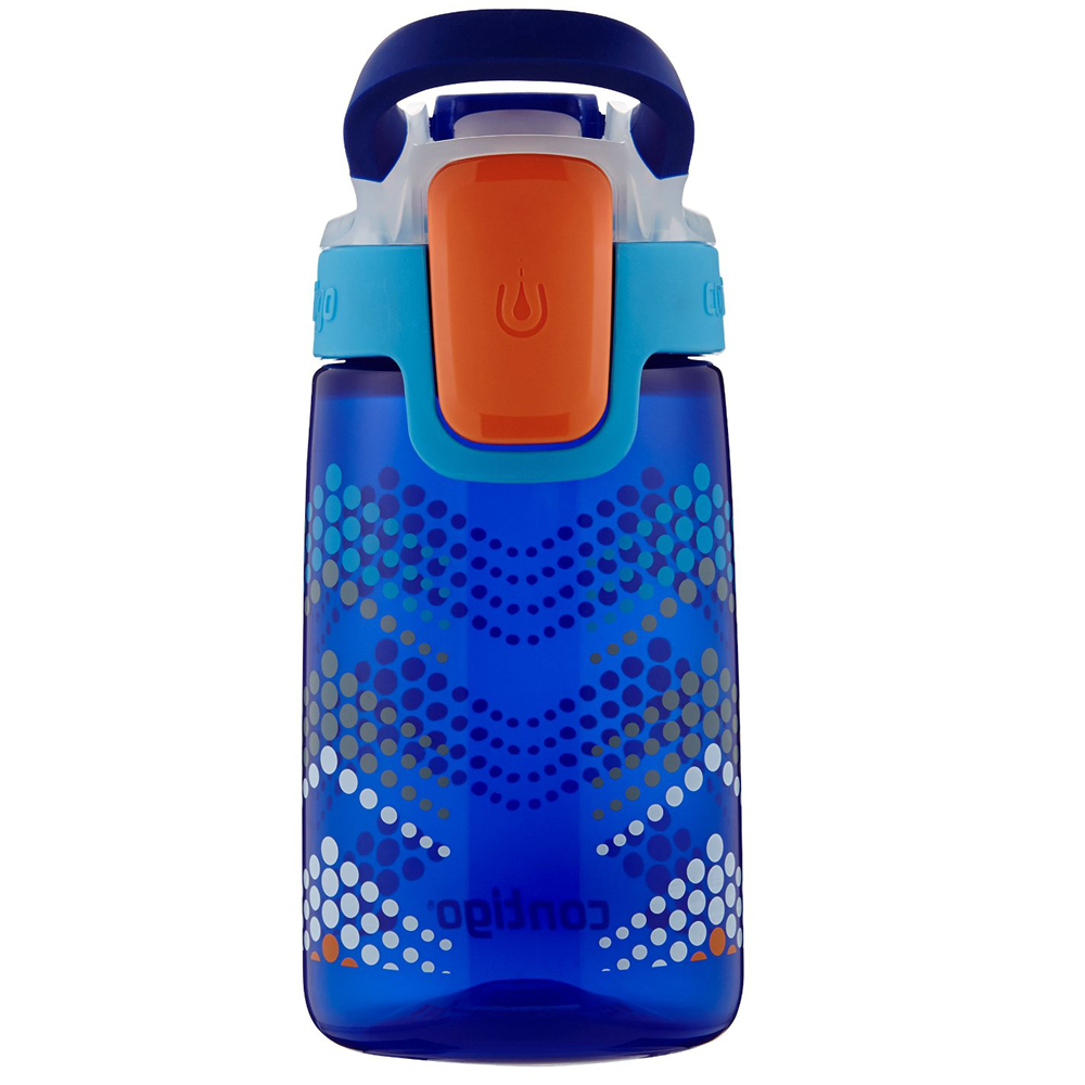 Contigo-14-oz-Kid-039-s-Autoseal-Gizmo-Sip-Water-Bottle Indexbild 14