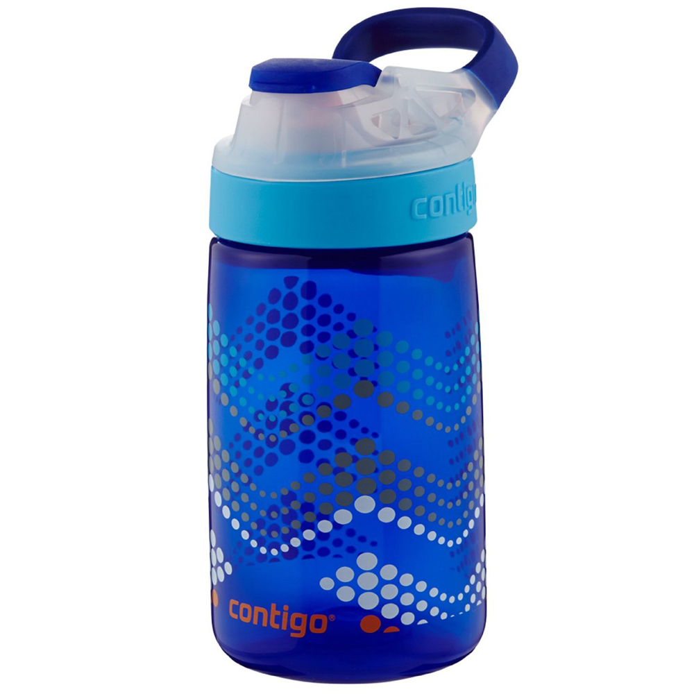 Contigo-14-oz-Kid-039-s-Autoseal-Gizmo-Sip-Water-Bottle miniatuur 15