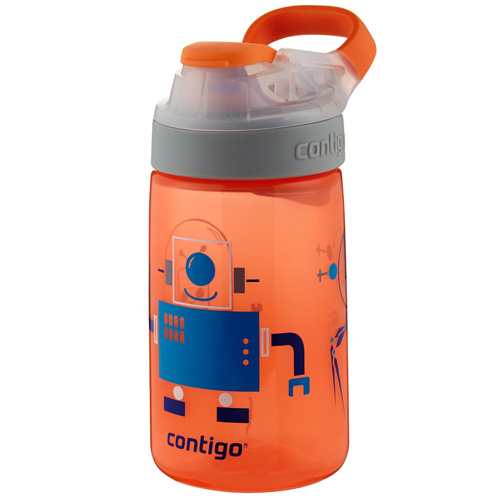 Contigo-14-oz-Kid-039-s-Autoseal-Gizmo-Sip-Water-Bottle miniatuur 10