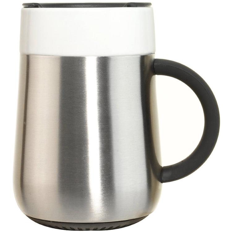 Orange Contigo Travel Mug
