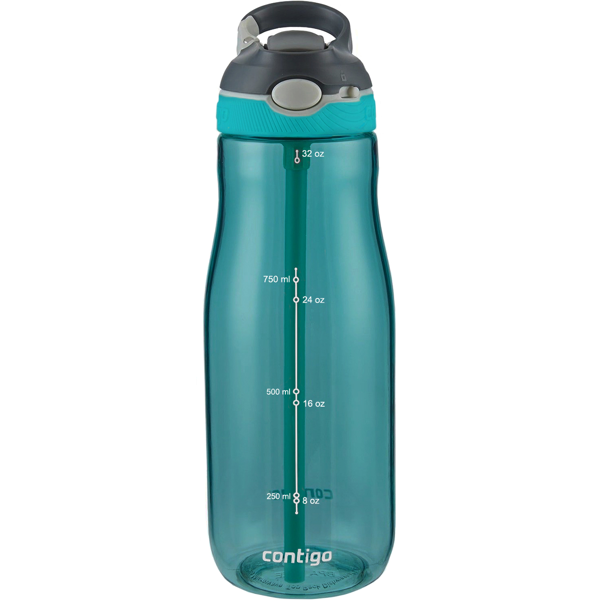 how to clean a contigo water bottle