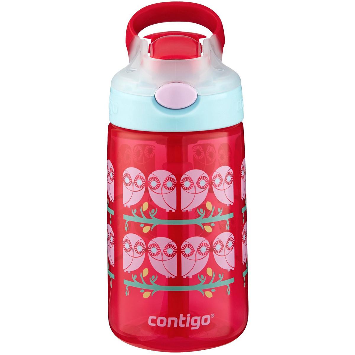 Contigo-14-oz-Kid-039-s-Autospout-Gizmo-Flip-Water-Bottle