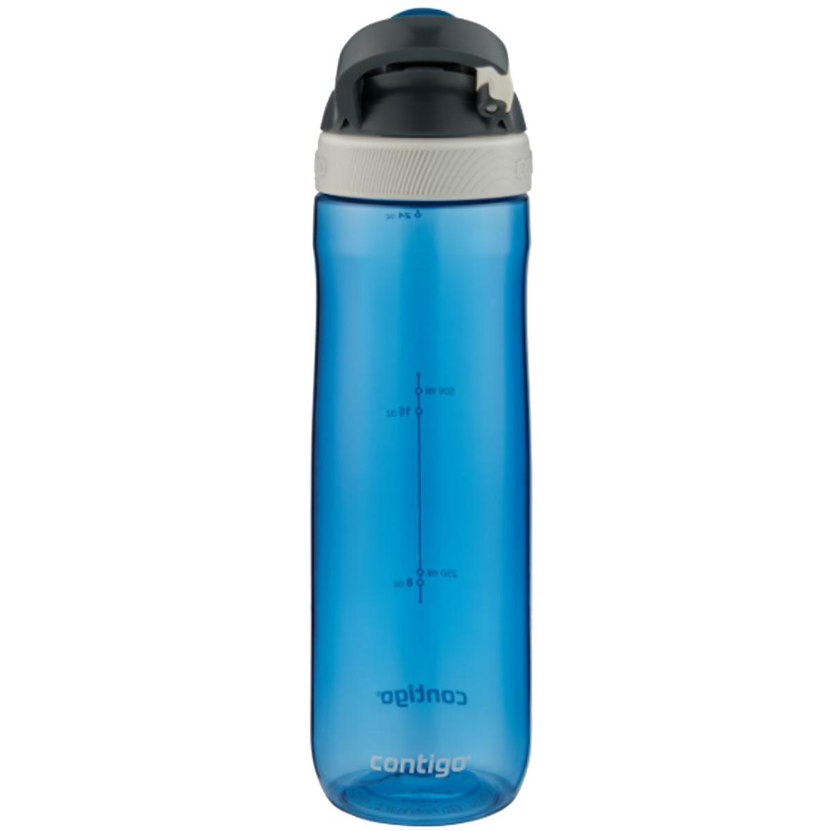 how to clean contigo water bottle