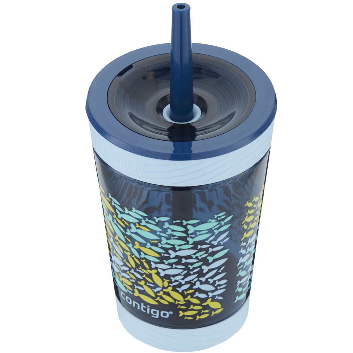 Contigo-14-oz-Kid-039-s-Spill-Proof-Sippy-Cup-Tumbler-with-Straw thumbnail 7