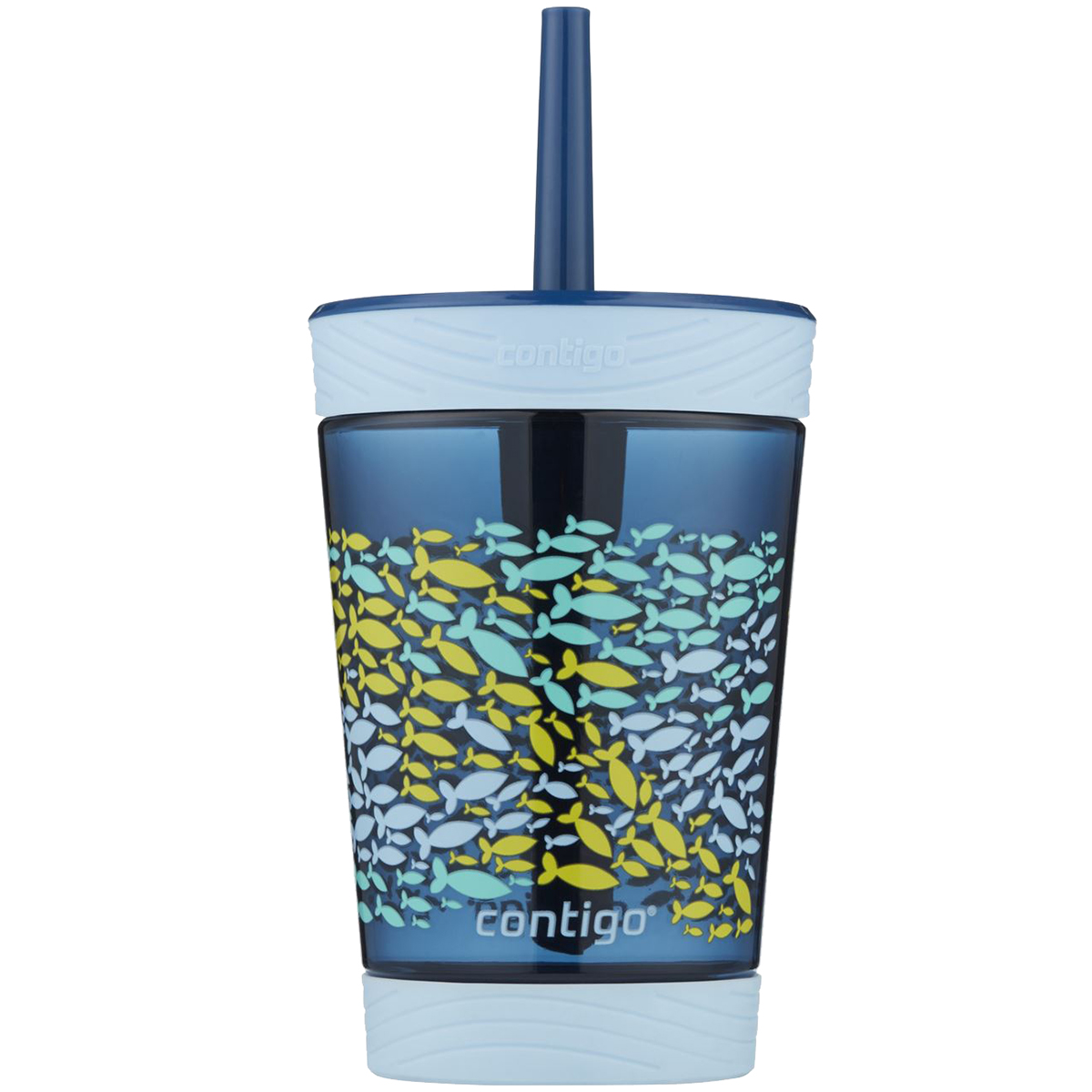 Contigo-14-oz-Kid-039-s-Spill-Proof-Sippy-Cup-Tumbler-with-Straw thumbnail 8