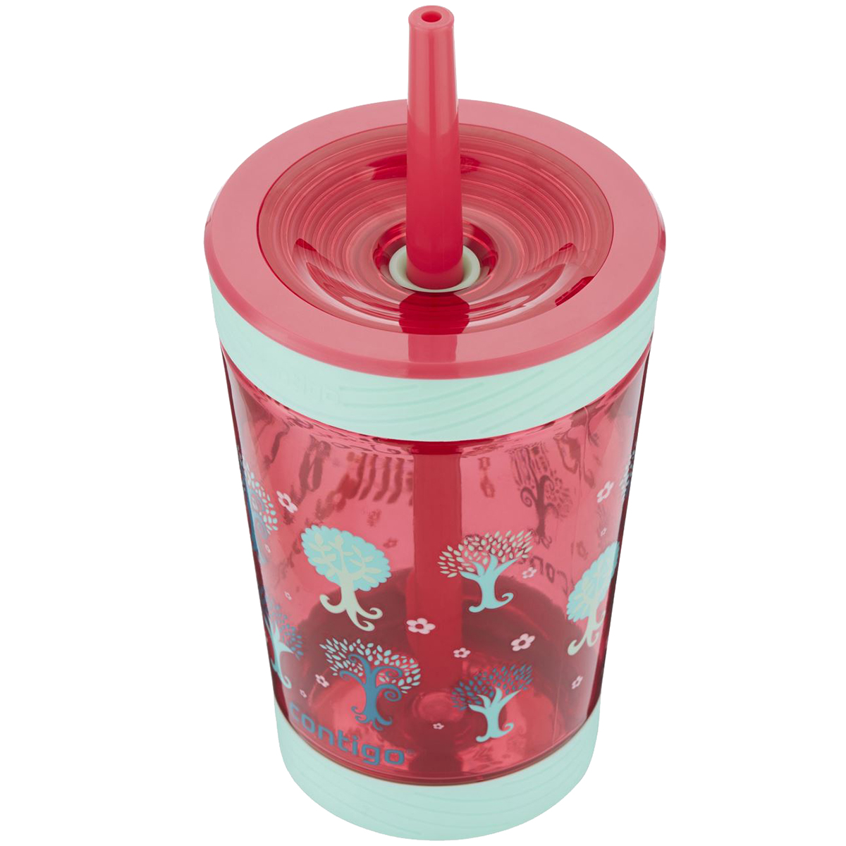 Contigo-14-oz-Kid-039-s-Spill-Proof-Sippy-Cup-Tumbler-with-Straw thumbnail 11