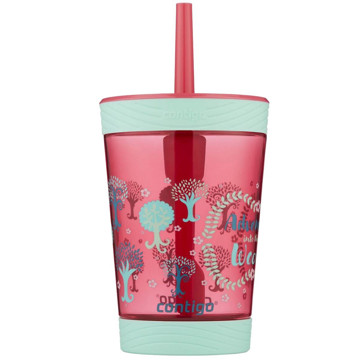 Contigo-14-oz-Kid-039-s-Spill-Proof-Sippy-Cup-Tumbler-with-Straw thumbnail 12