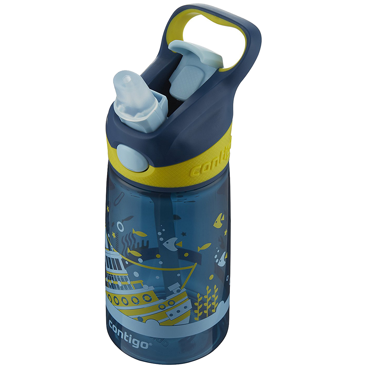 Contigo-14-oz-Kid-039-s-Striker-Autospout-Water-Bottle Indexbild 20