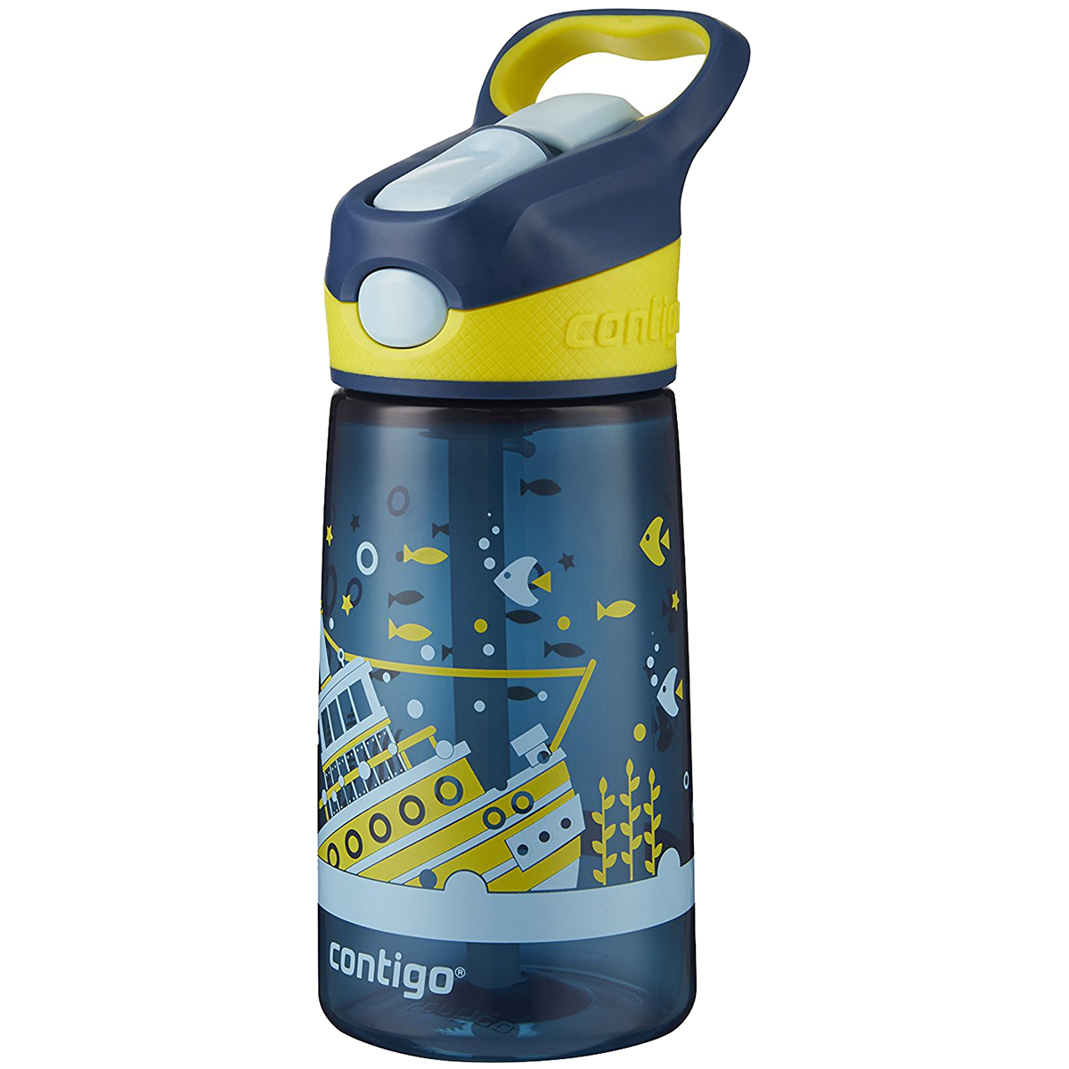 Contigo-14-oz-Kid-039-s-Striker-Autospout-Water-Bottle miniature 22
