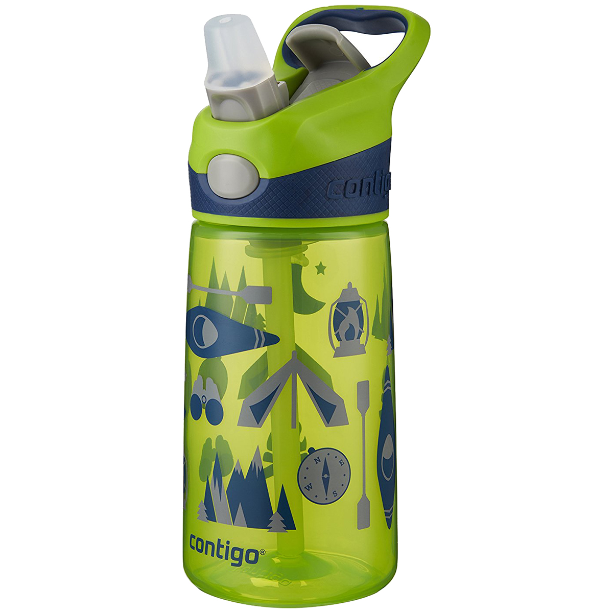Contigo-14-oz-Kid-039-s-Striker-Autospout-Water-Bottle miniature 16
