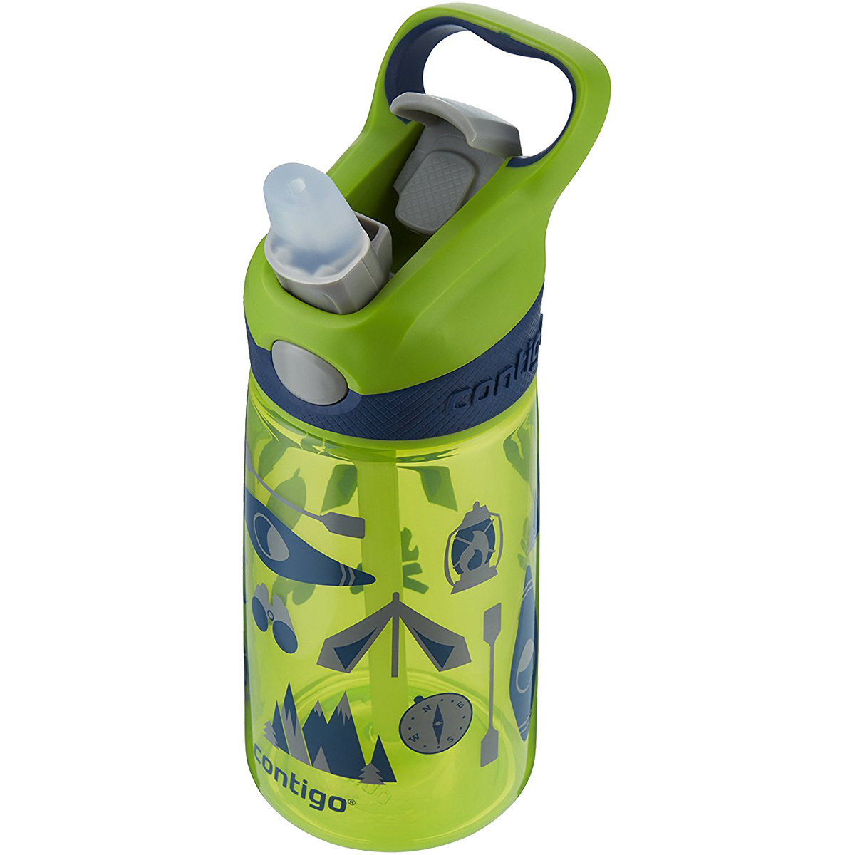 Contigo-14-oz-Kid-039-s-Striker-Autospout-Water-Bottle miniature 18