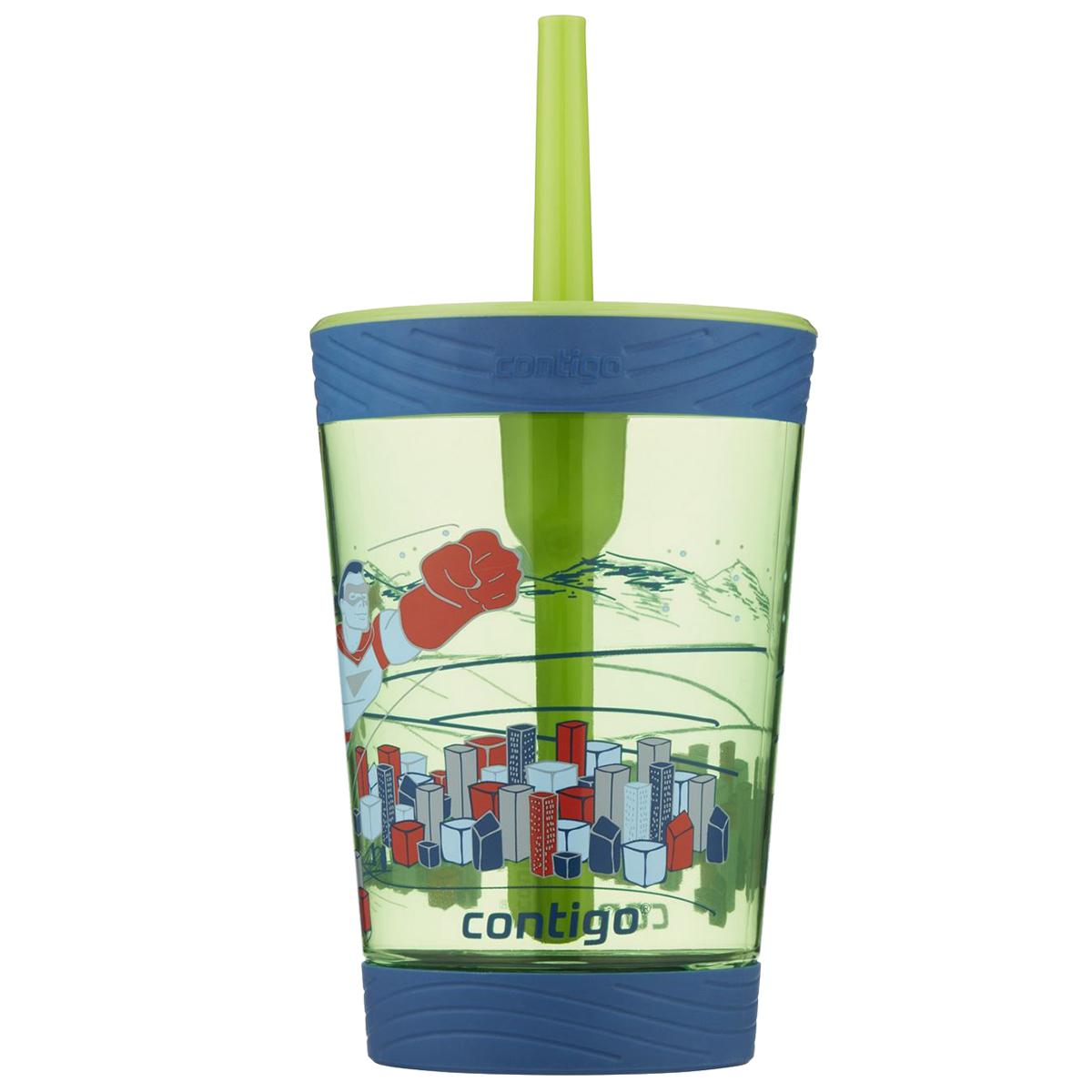 Contigo-14-oz-Kid-039-s-Spill-Proof-Sippy-Cup-Tumbler-with-Straw thumbnail 4