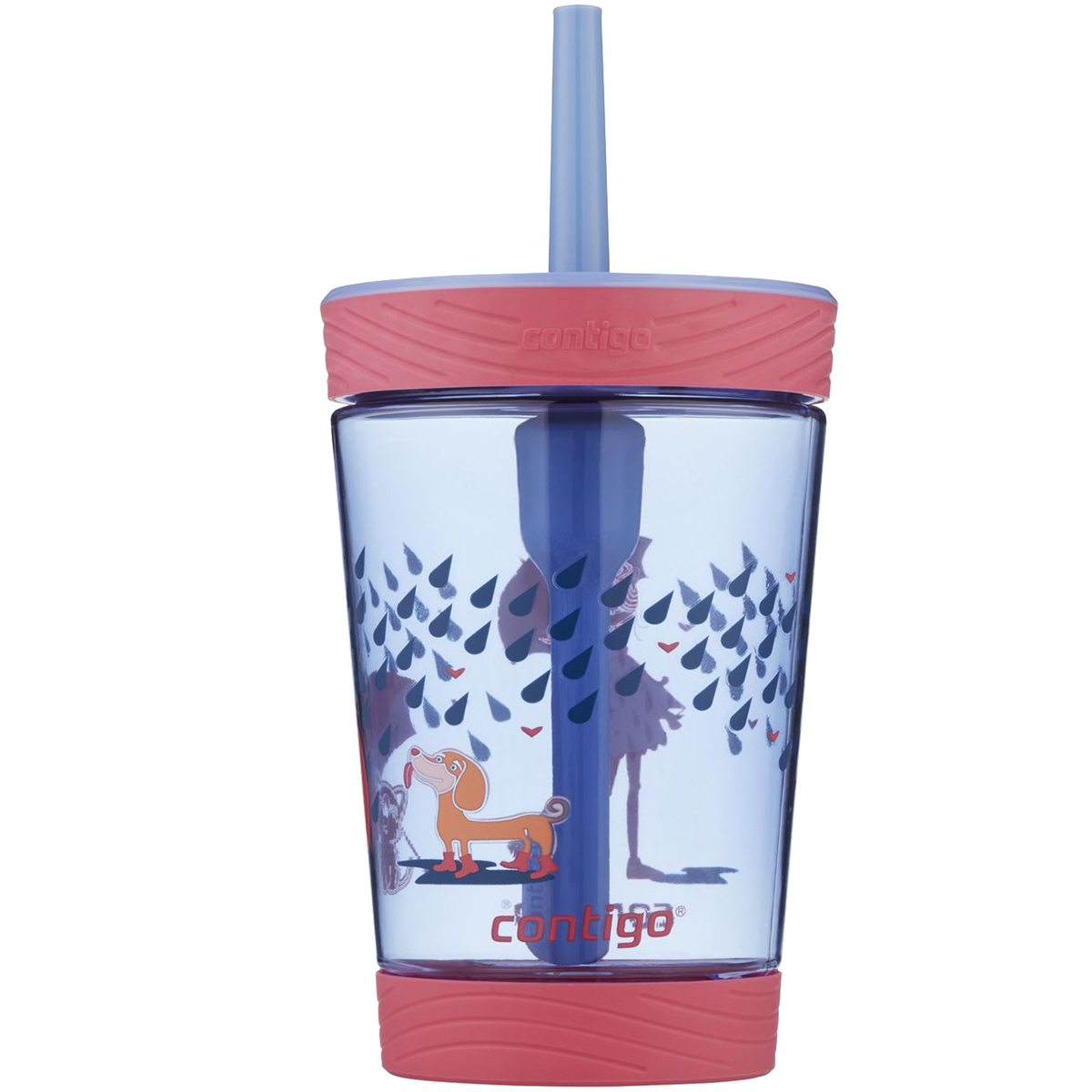 Contigo-14-oz-Kid-039-s-Spill-Proof-Sippy-Cup-Tumbler-with-Straw thumbnail 16