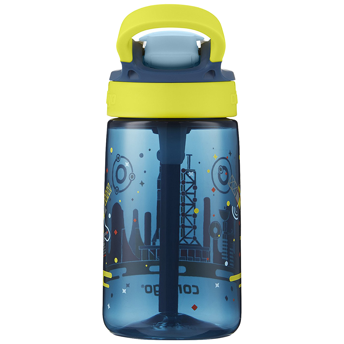 Contigo-14-oz-Kid-039-s-Autospout-Gizmo-Flip-Water-Bottle miniatuur 4
