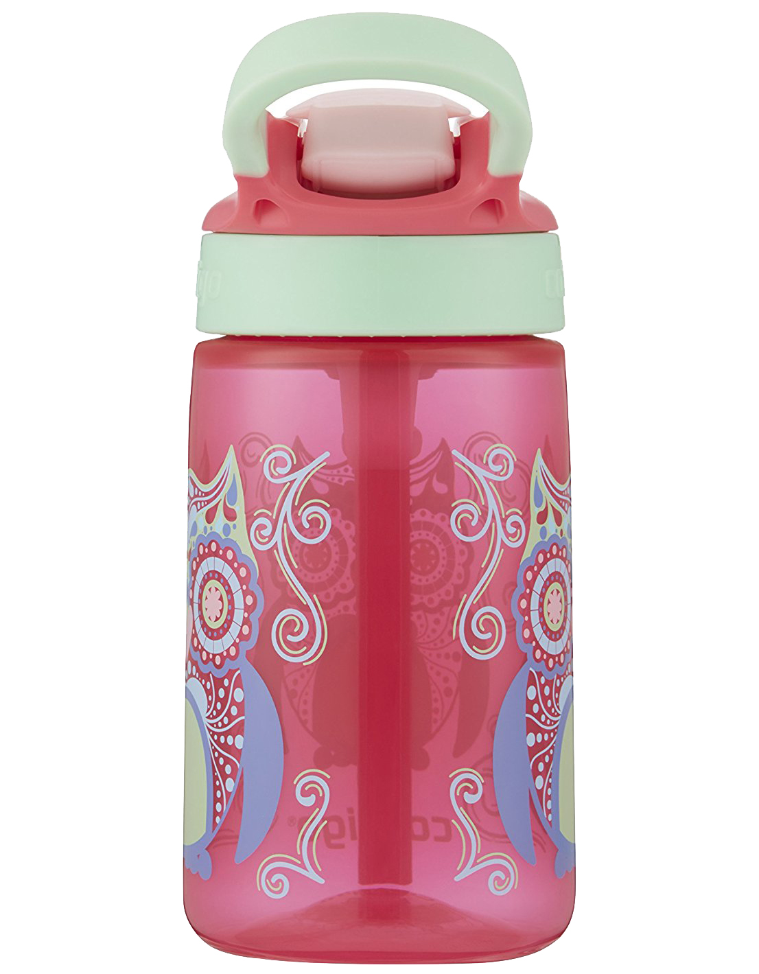 Contigo-14-oz-Kid-039-s-Autospout-Gizmo-Flip-Water-Bottle 縮圖 14