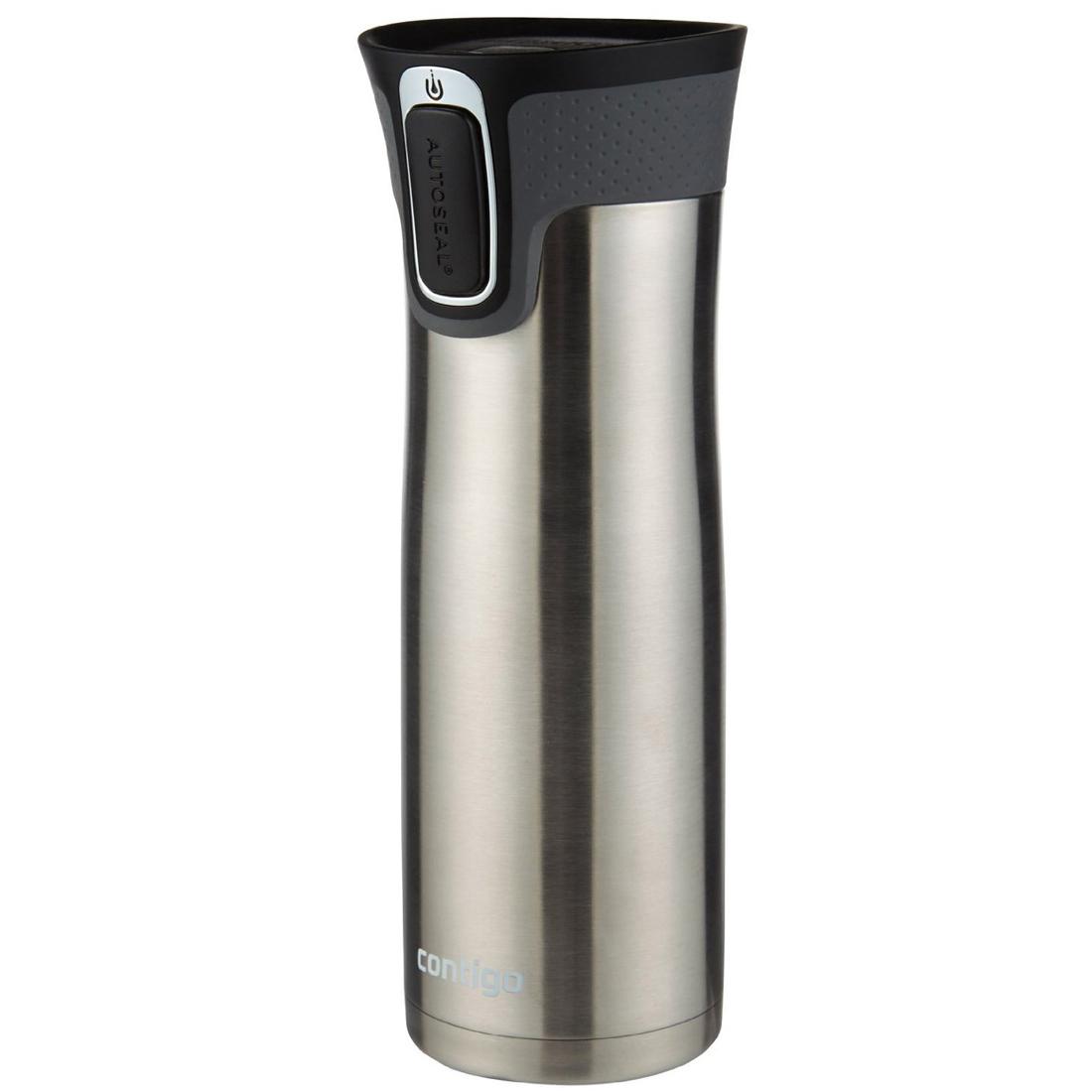 thumbnail 38 - Contigo 20 oz. West Loop 2.0 AutoSeal Insulated Stainless Steel Travel Mug