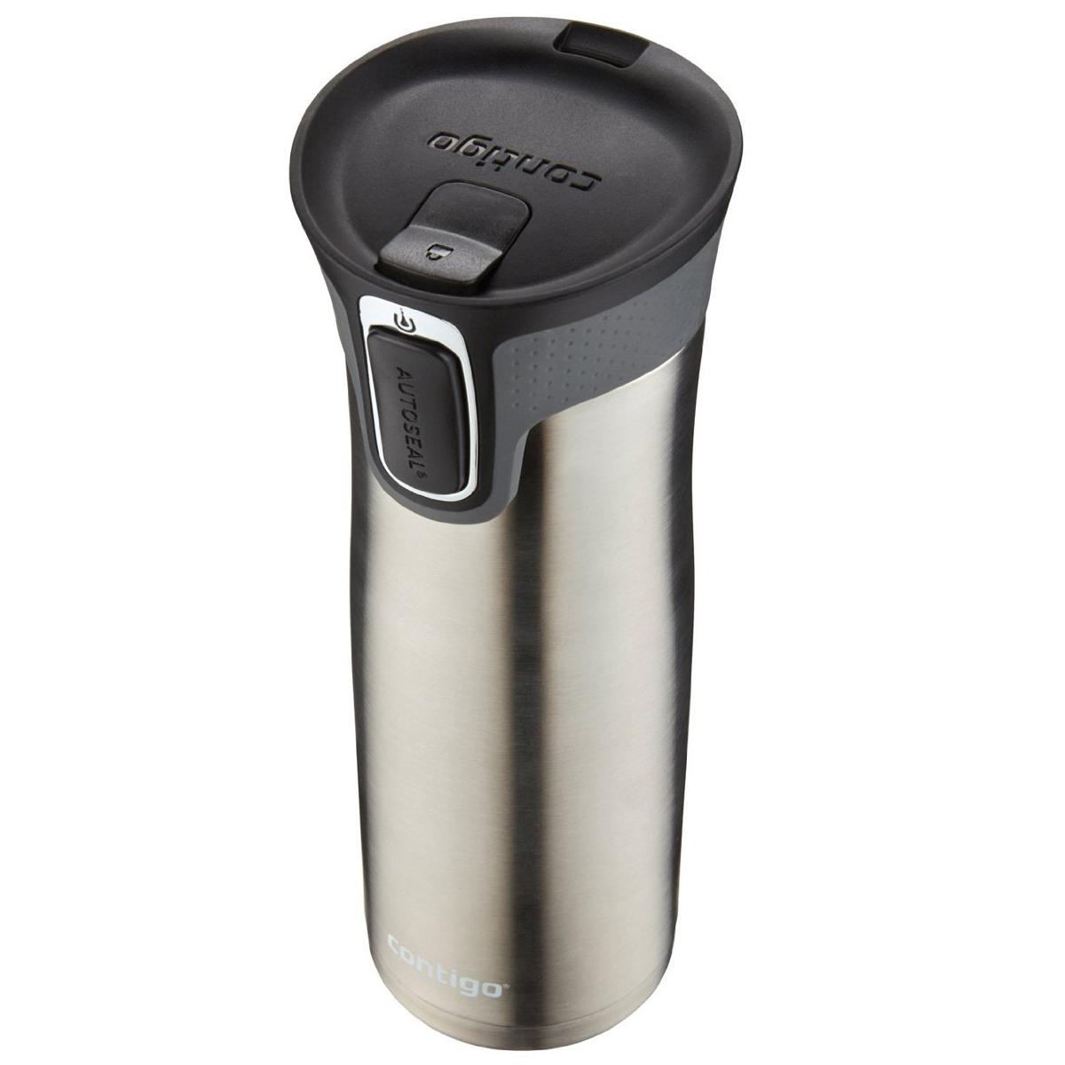 thumbnail 39 - Contigo 20 oz. West Loop 2.0 AutoSeal Insulated Stainless Steel Travel Mug