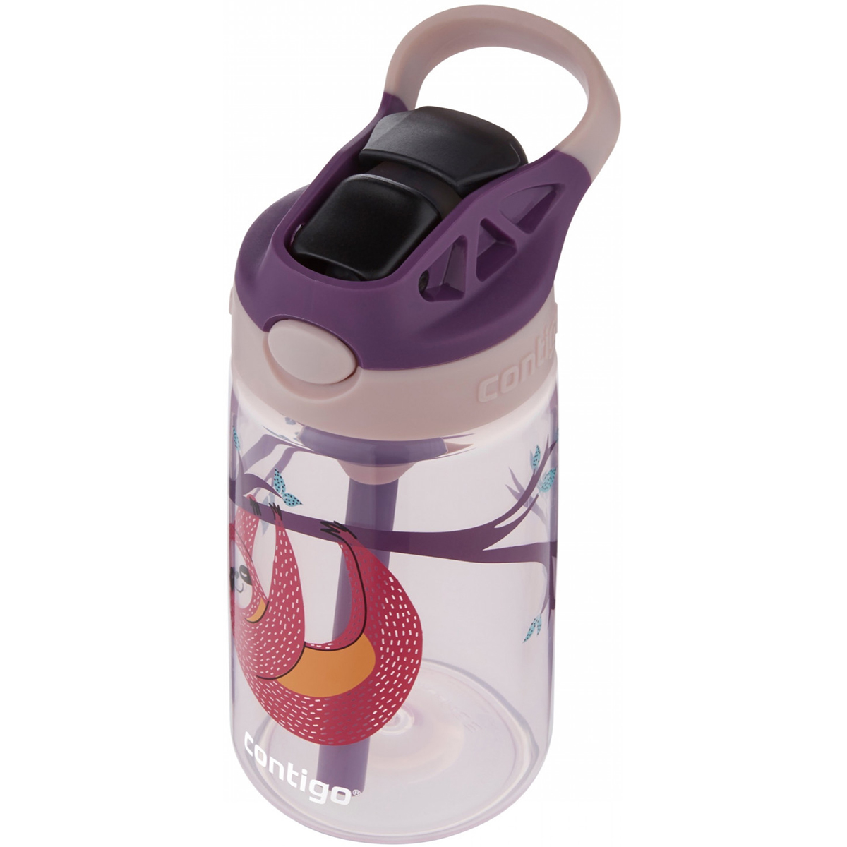Contigo-Kid-039-s-14-oz-AutoSpout-Straw-Water-Bottle-with-Easy-Clean-Lid thumbnail 36