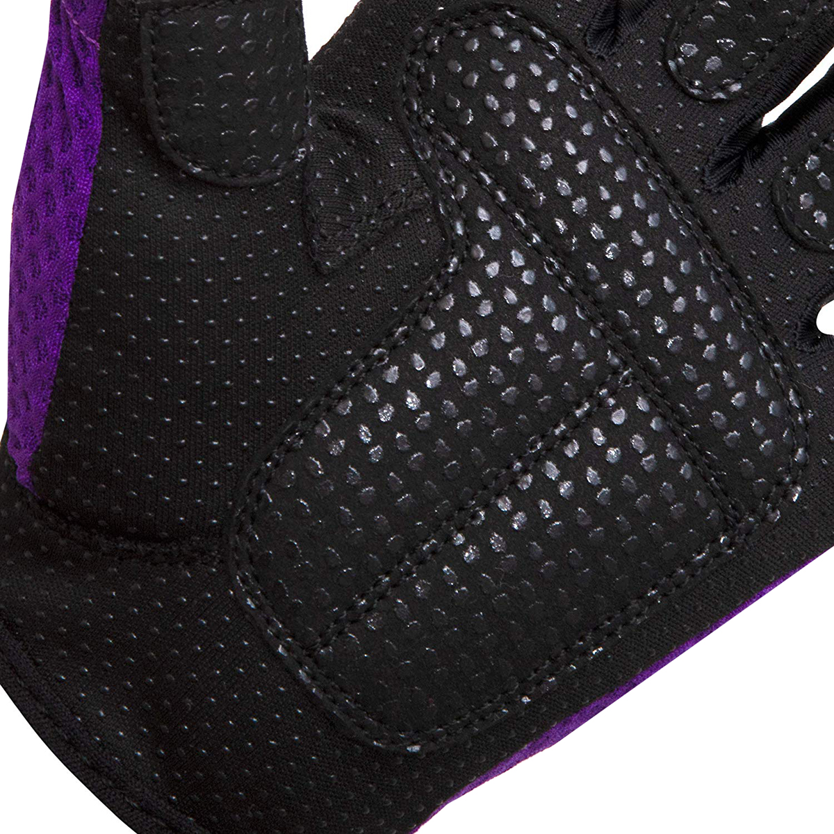 Mesh Weight Lifting Gloves: Contraband Sports 5307 Pink Label Diamond Mesh Weight