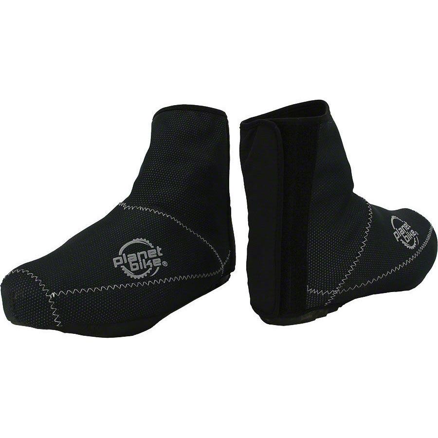 1ba46dfaa Planet Bike Blitzen Shoe Covers - Medium - Black 642016910517