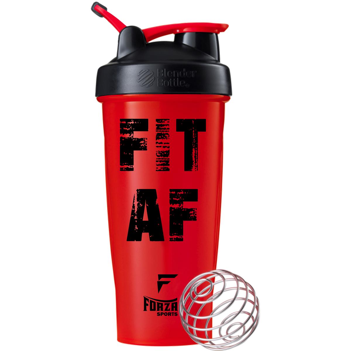 Fit AF - Red/Black