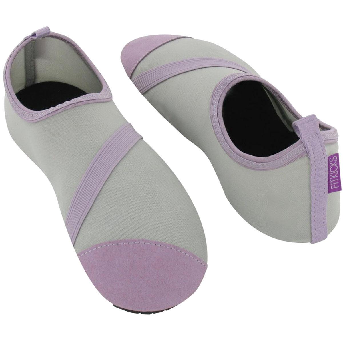 FitKicks-Women-039-s-Non-Slip-Sole-Active-Footwear thumbnail 24