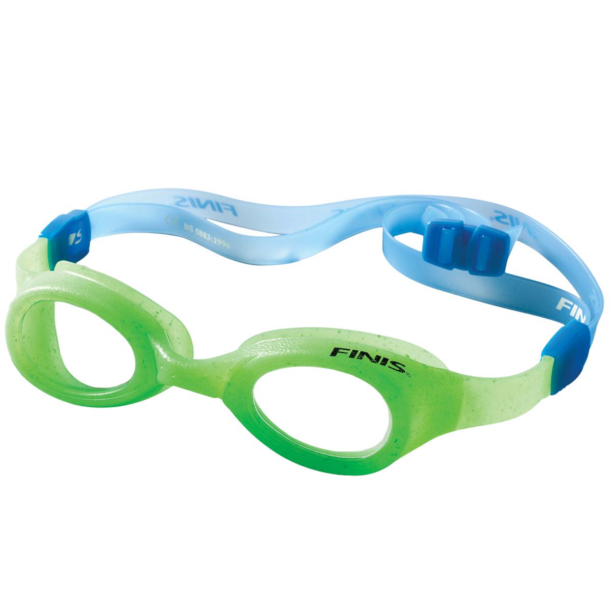 16200d530e7c FINIS Fruit Basket Swim Goggles - Green Sour Apple 616323518018