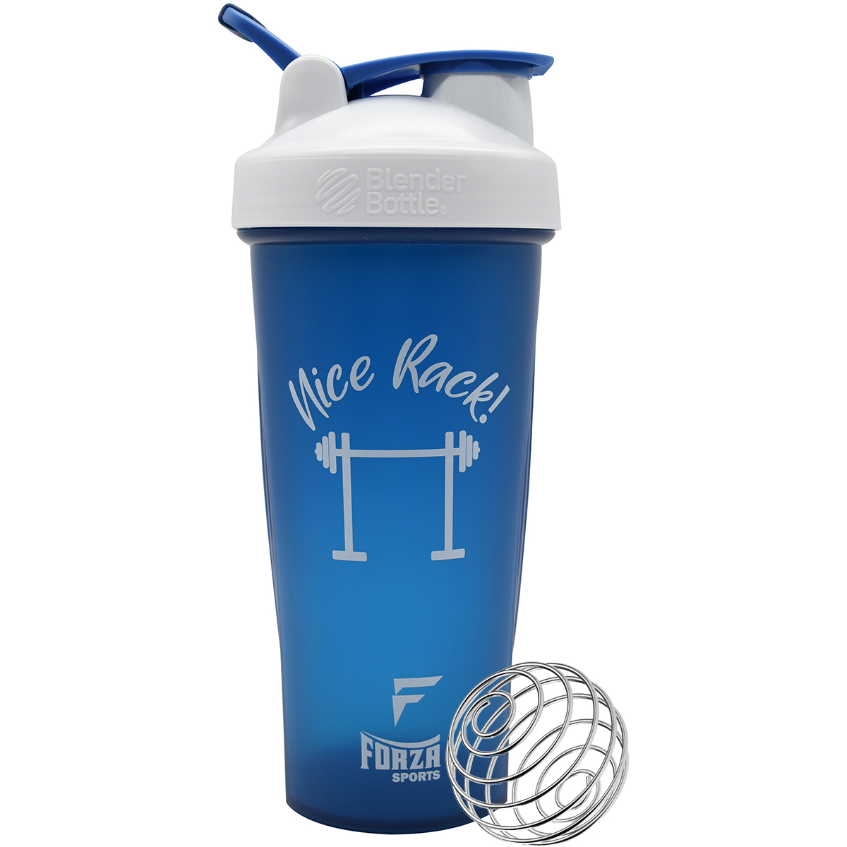 Blender-Bottle-x-Forza-Sports-Classic-28-oz-Shaker-Mixer-Cup-with-Loop-Top thumbnail 31