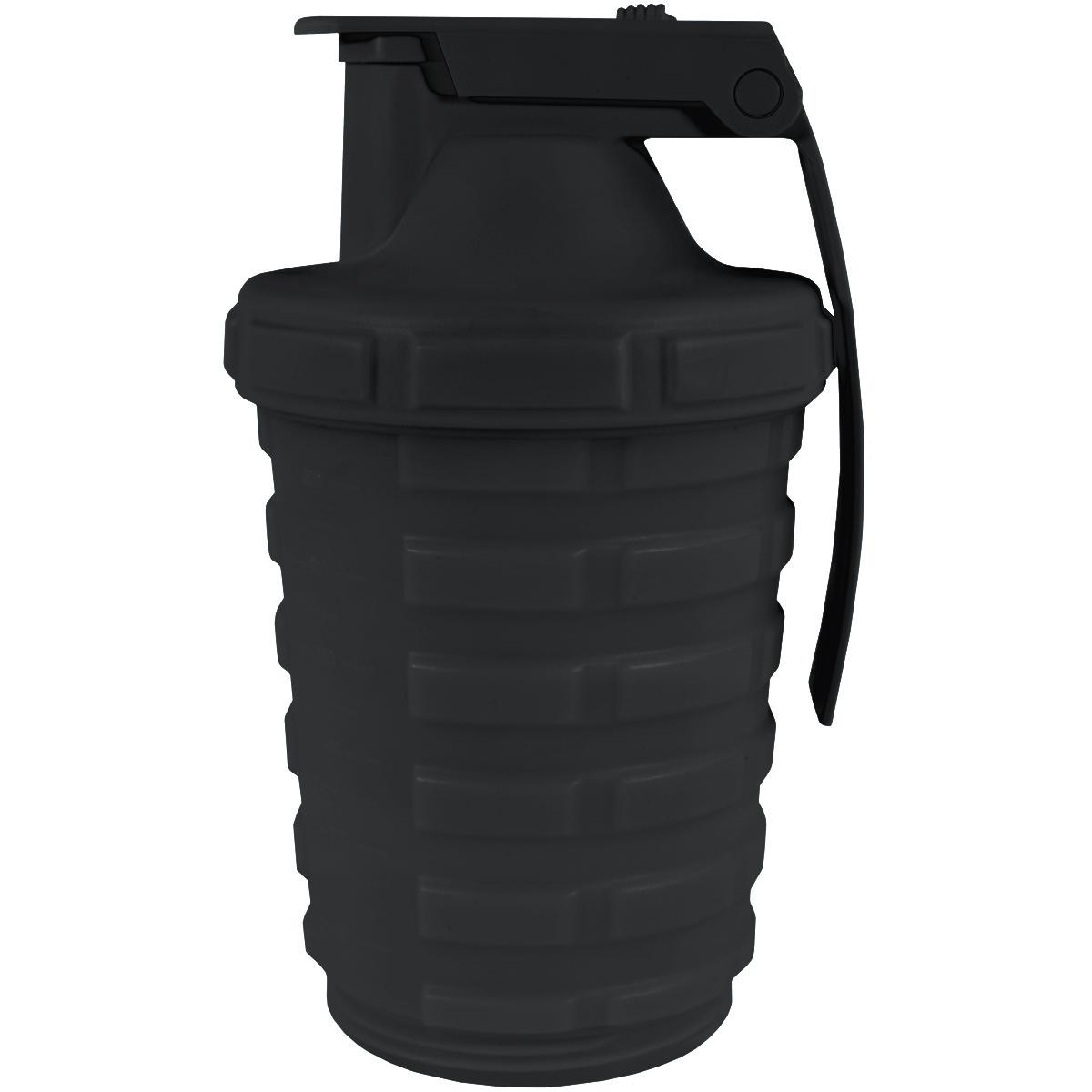 Protein Shaker Net: Grenade 20 Oz. Shaker Blender Mixer Bottle With 600ml