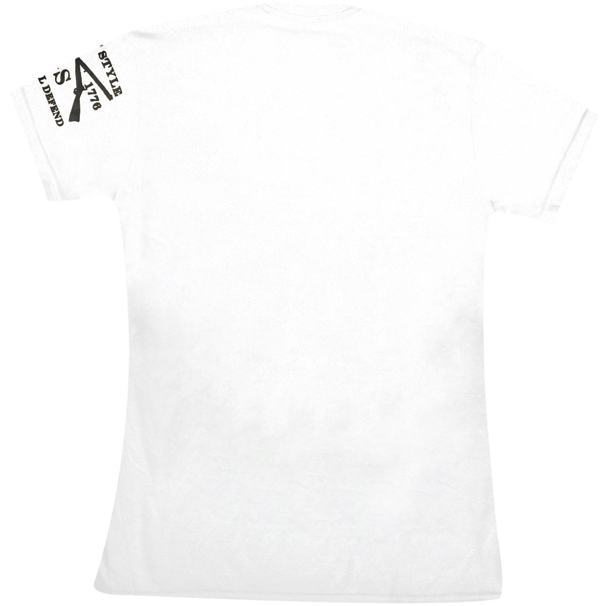 Rosa Dirndl Attrappe T-Shirt für Frauen Junggesellen Baumwolle Oktoberfest