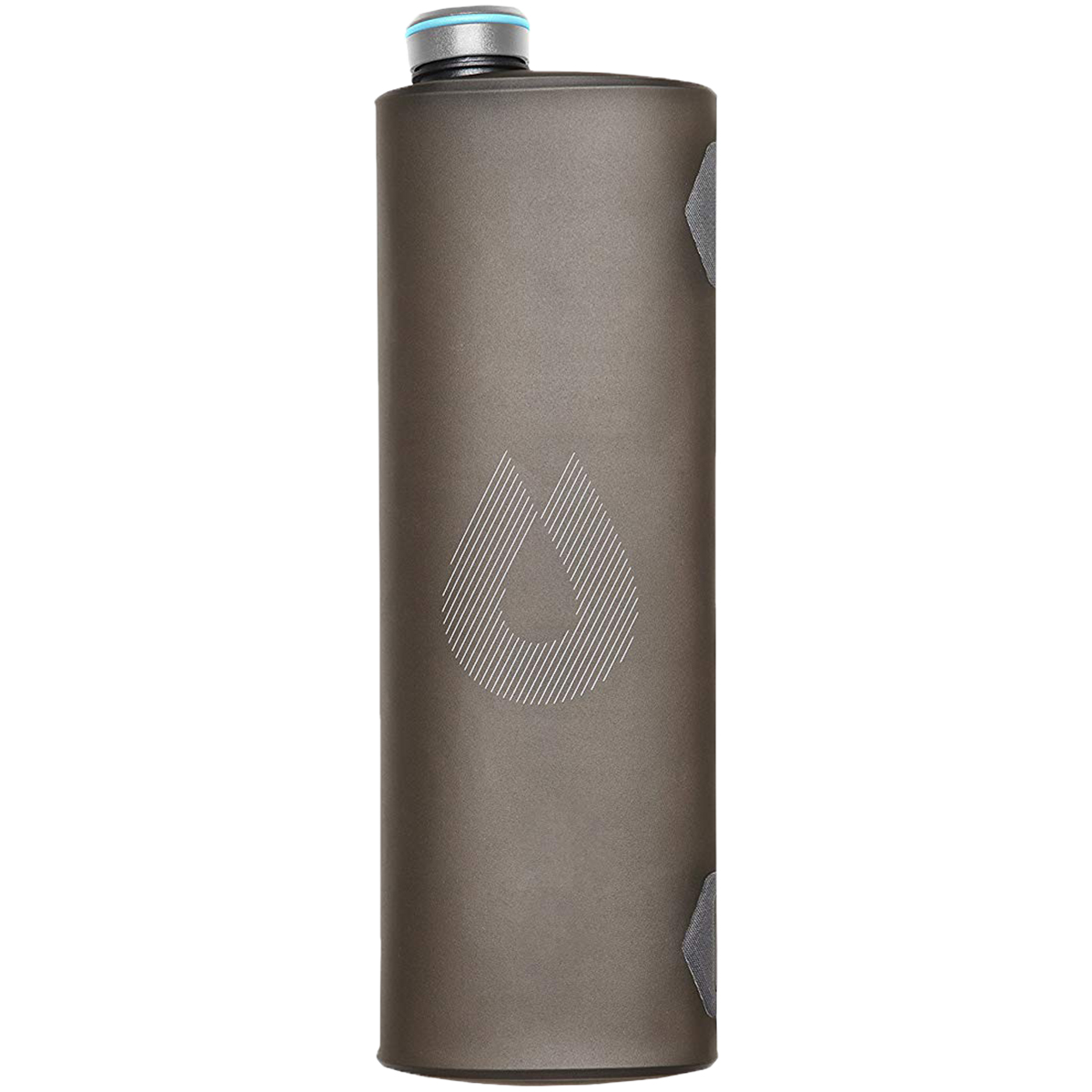 Hydrapak Seeker 4 L Ultra-Léger Pliant conteneur d/'eau-Mammoth Gris