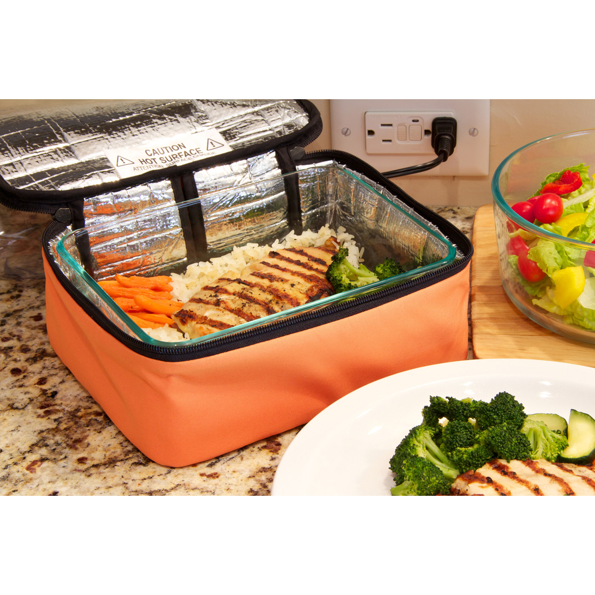 Hot Logic Mini Personal Portable Oven Ebay