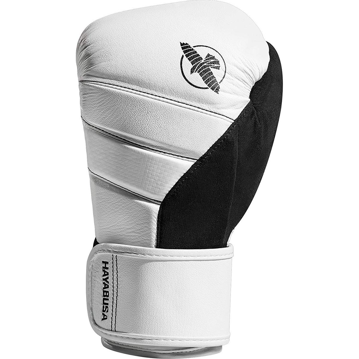 Hayabusa-T3-Dual-X-Hook-and-Loop-Closure-Vylar-Leather-Training-Boxing-Gloves thumbnail 23