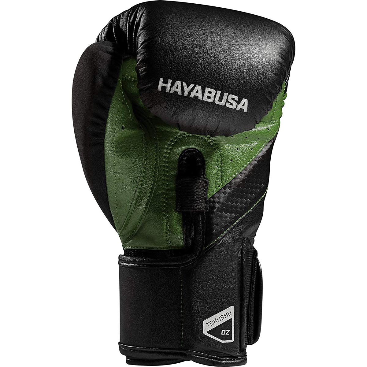 Hayabusa-T3-Dual-X-Hook-and-Loop-Closure-Vylar-Leather-Training-Boxing-Gloves thumbnail 12