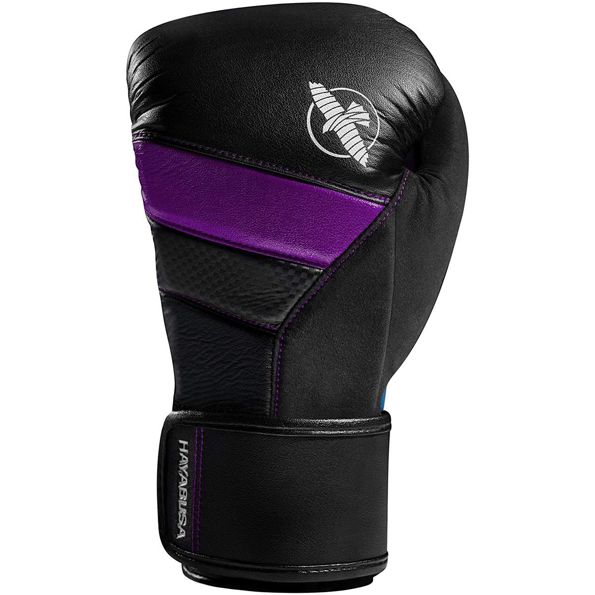 Hayabusa-T3-Dual-X-Hook-and-Loop-Closure-Vylar-Leather-Training-Boxing-Gloves thumbnail 16