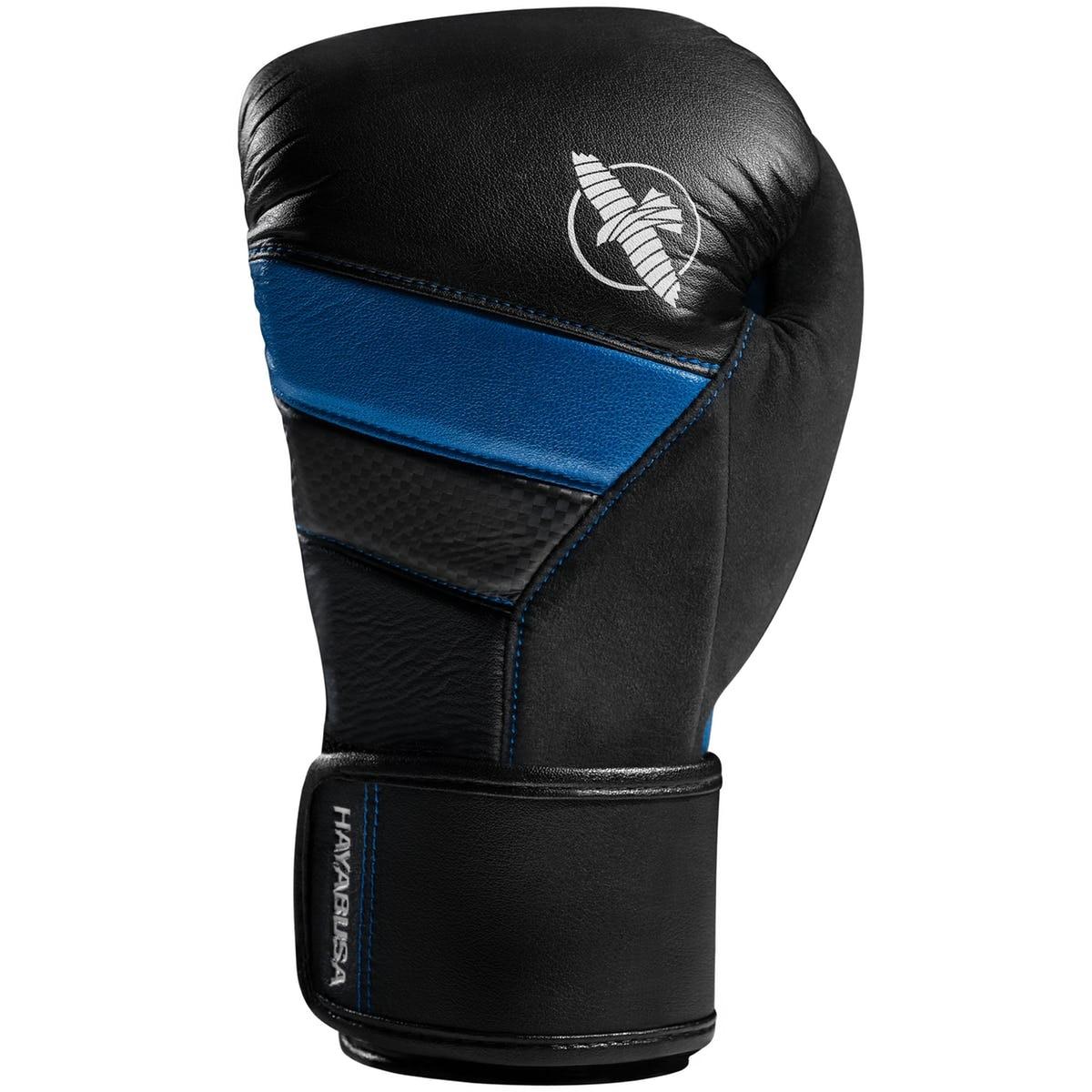 Hayabusa-T3-Dual-X-Hook-and-Loop-Closure-Vylar-Leather-Training-Boxing-Gloves thumbnail 5
