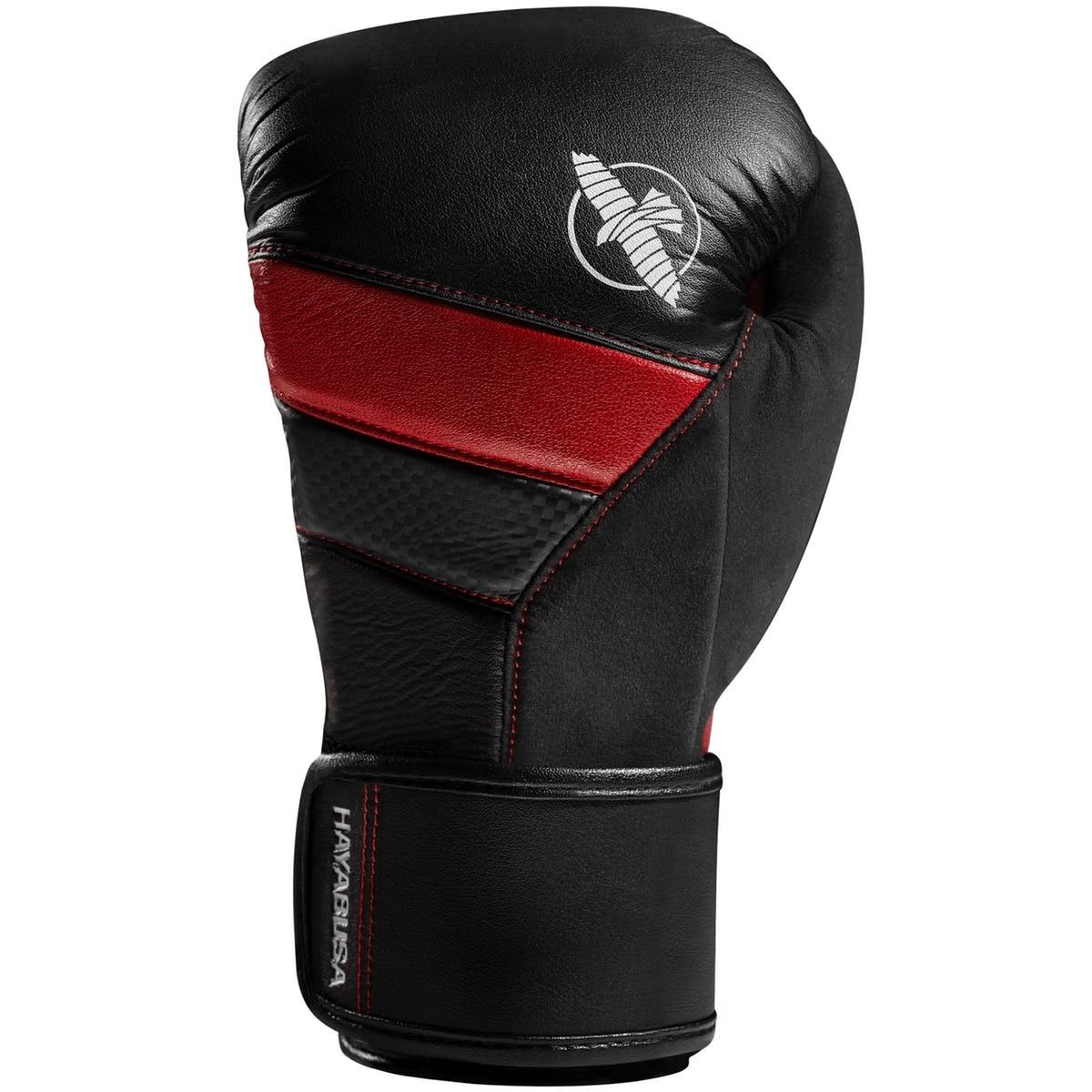 Hayabusa-T3-Dual-X-Hook-and-Loop-Closure-Vylar-Leather-Training-Boxing-Gloves thumbnail 20