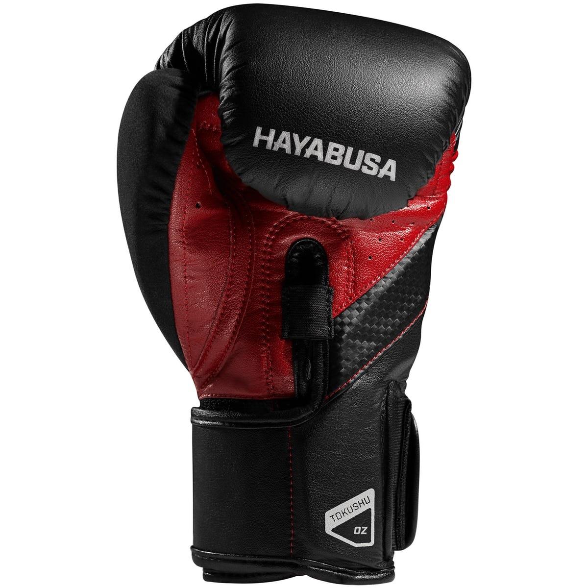 Hayabusa-T3-Dual-X-Hook-and-Loop-Closure-Vylar-Leather-Training-Boxing-Gloves thumbnail 21