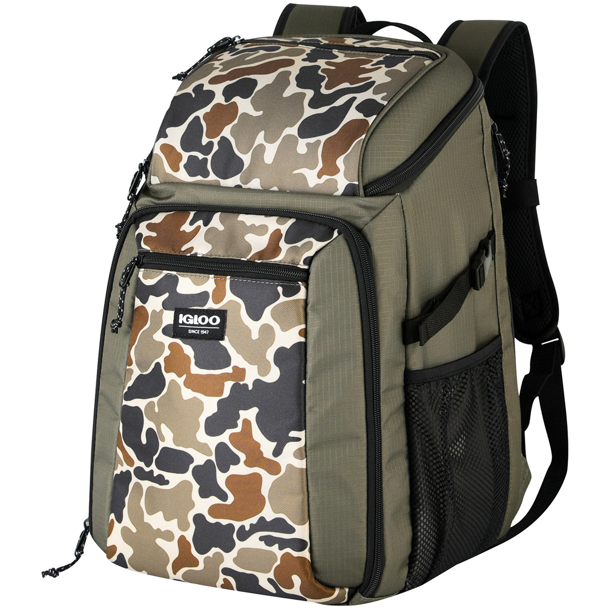 thumbnail 3 - IGLOO-Outdoorsman-Gizmo-30-Can-Backpack