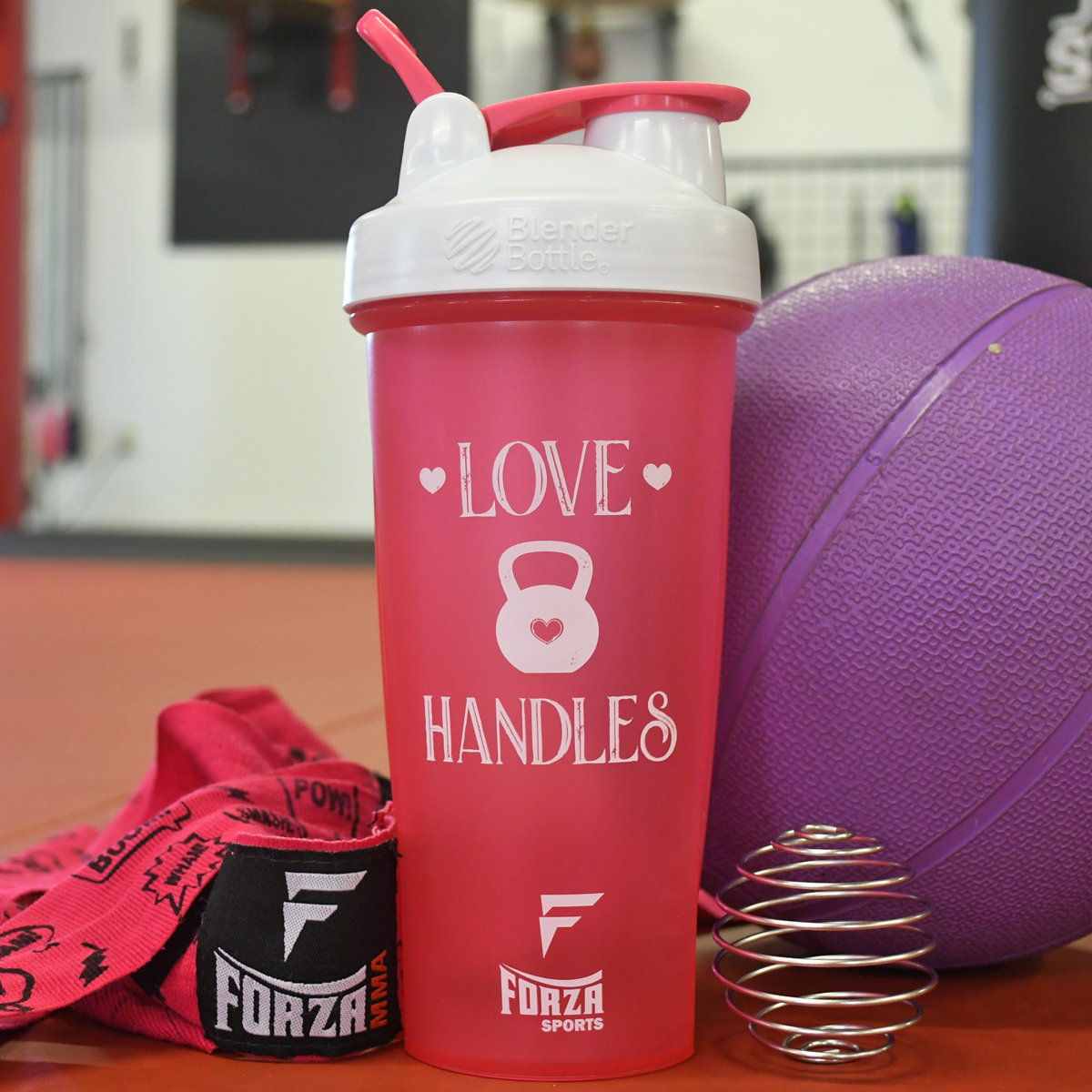 Blender-Bottle-x-Forza-Sports-Classic-28-oz-Shaker-Mixer-Cup-with-Loop-Top thumbnail 39