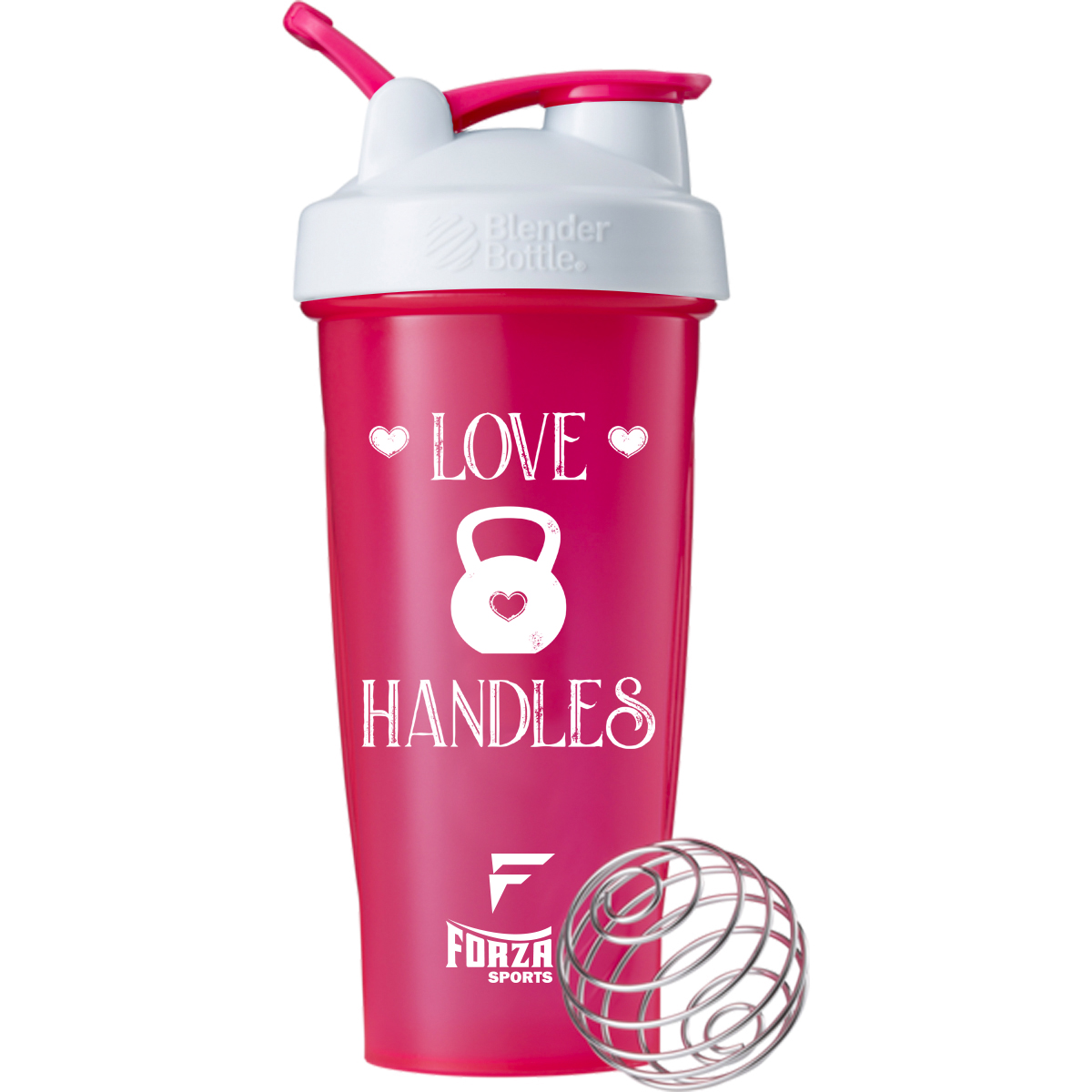 Blender-Bottle-x-Forza-Sports-Classic-28-oz-Shaker-Mixer-Cup-with-Loop-Top thumbnail 37