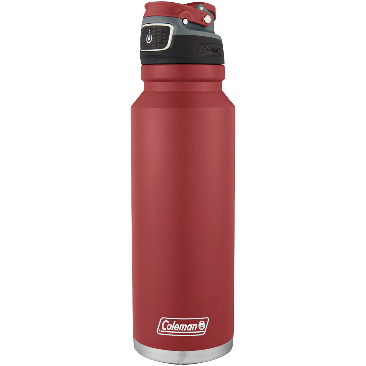 thumbnail 11 - Coleman 40 oz. Free Flow Autoseal Insulated Stainless Steel Water Bottle