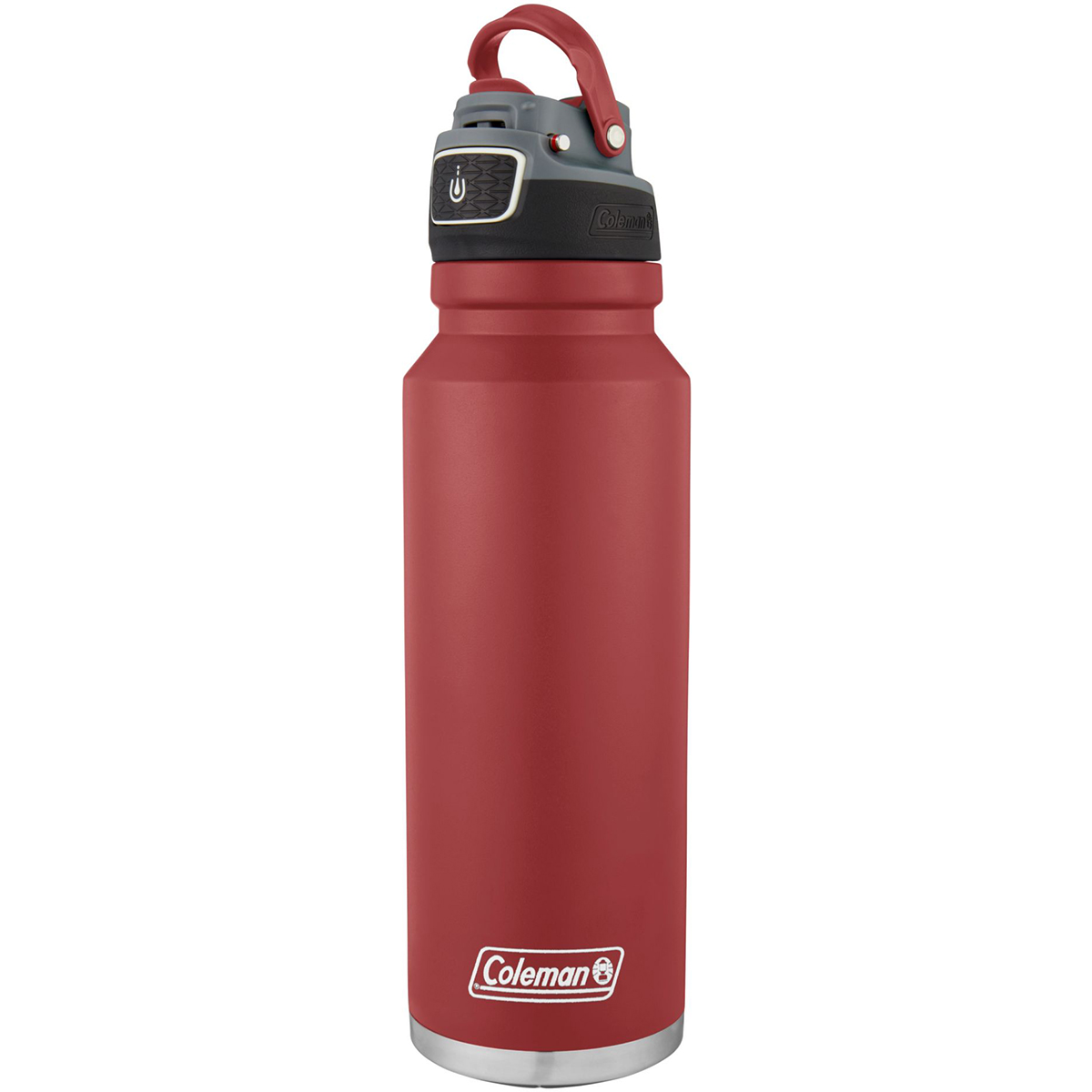 thumbnail 13 - Coleman 40 oz. Free Flow Autoseal Insulated Stainless Steel Water Bottle