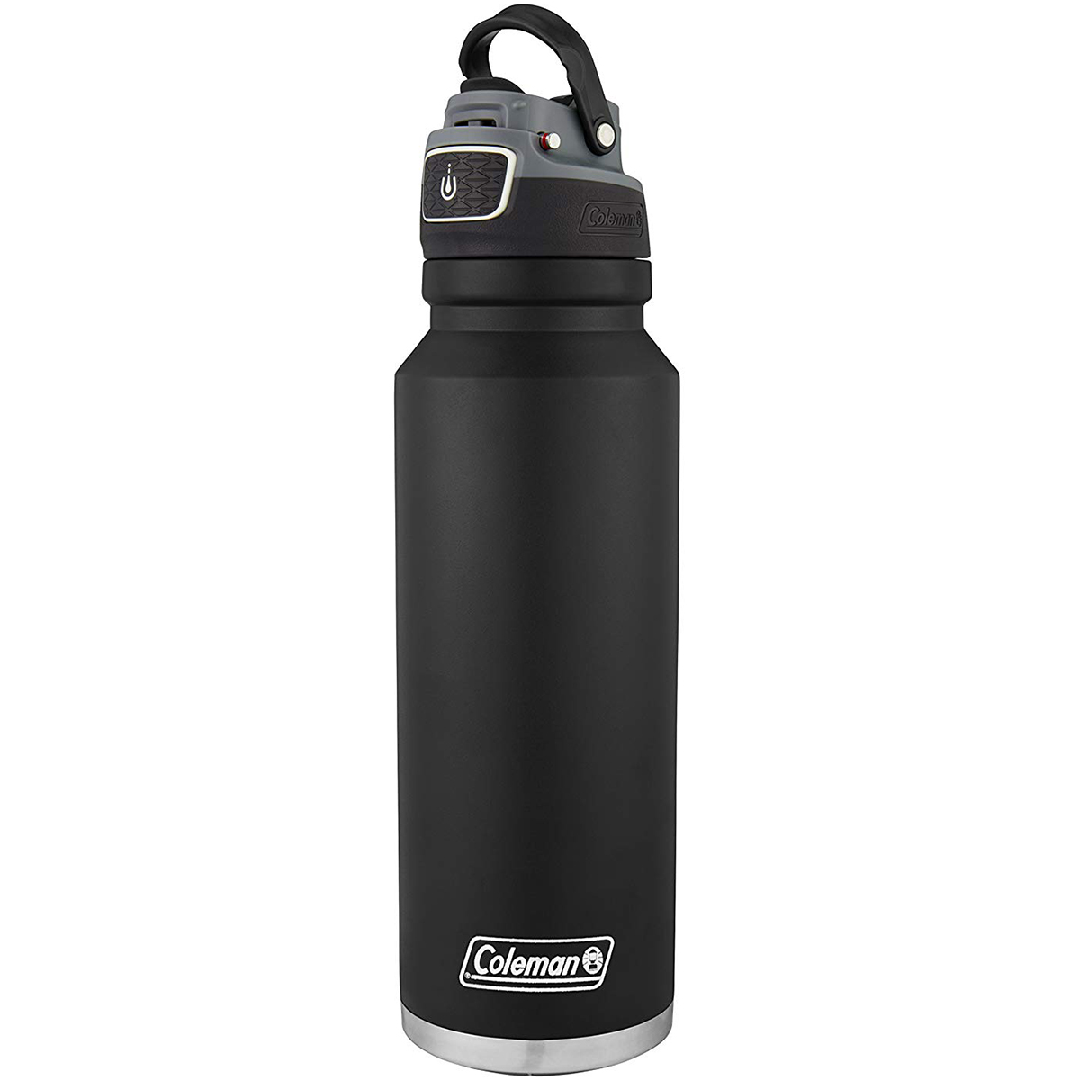 thumbnail 5 - Coleman 40 oz. Free Flow Autoseal Insulated Stainless Steel Water Bottle