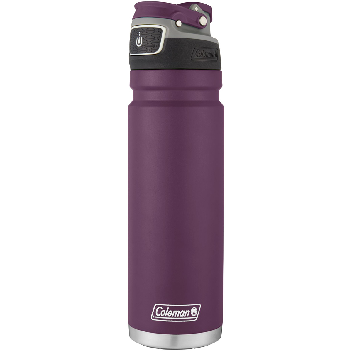 Coleman-24-oz-Free-Flow-Autoseal-Insulated-Stainless-Steel-Water-Bottle thumbnail 27