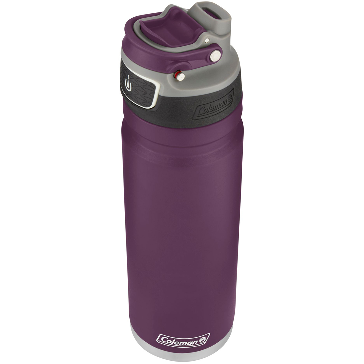 Coleman-24-oz-Free-Flow-Autoseal-Insulated-Stainless-Steel-Water-Bottle thumbnail 28