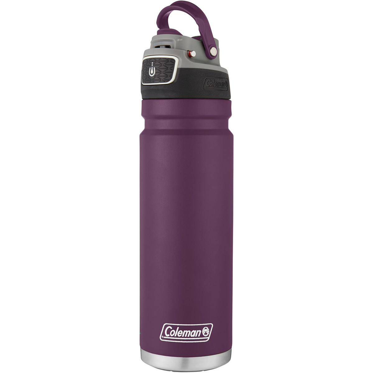 Coleman-24-oz-Free-Flow-Autoseal-Insulated-Stainless-Steel-Water-Bottle thumbnail 29