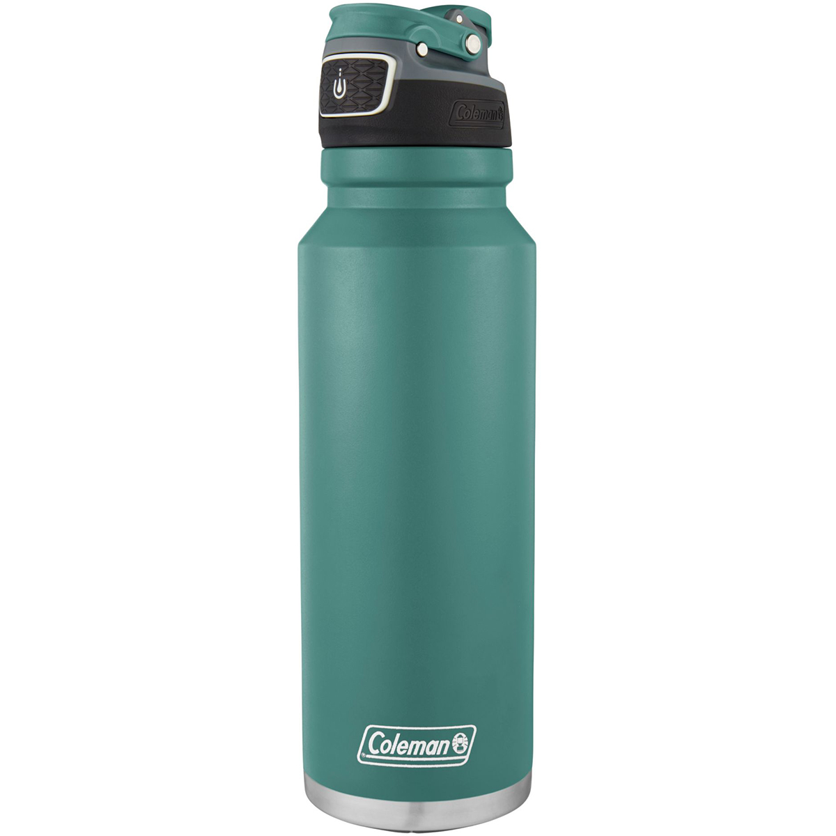 thumbnail 19 - Coleman 40 oz. Free Flow Autoseal Insulated Stainless Steel Water Bottle