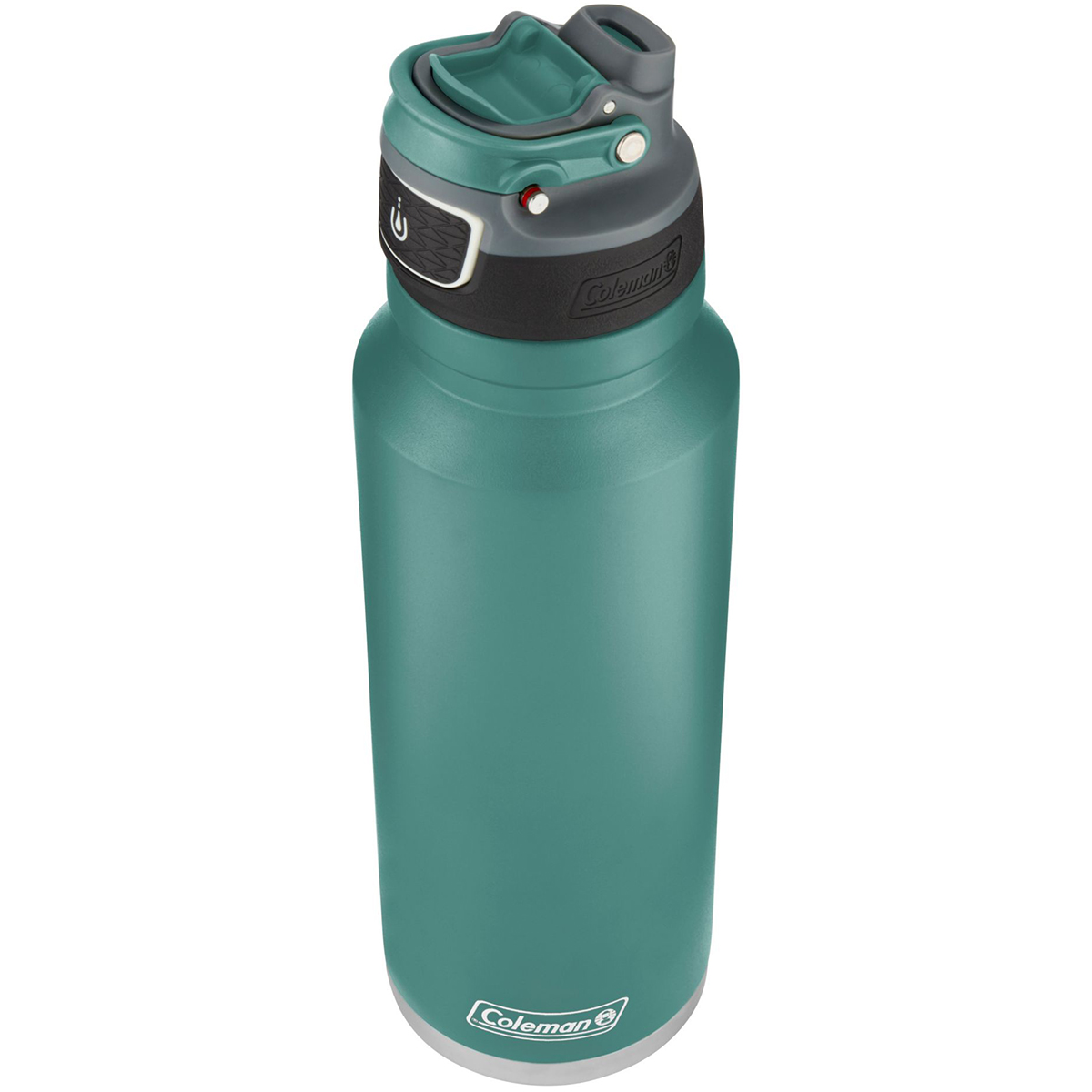 thumbnail 20 - Coleman 40 oz. Free Flow Autoseal Insulated Stainless Steel Water Bottle