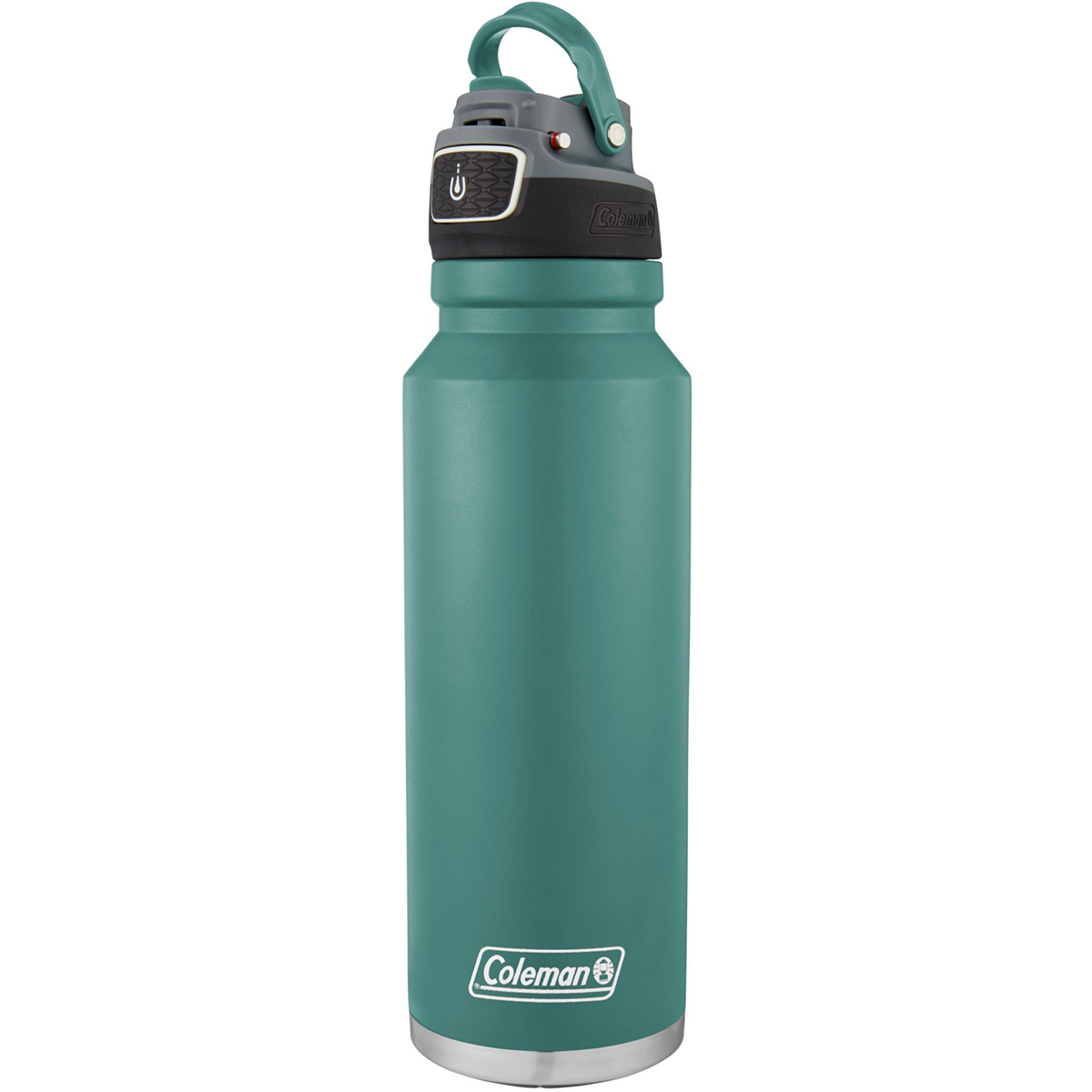 thumbnail 21 - Coleman 40 oz. Free Flow Autoseal Insulated Stainless Steel Water Bottle